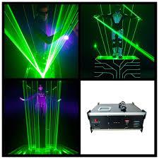 3w green laser stage light laserman show equipment machine laser