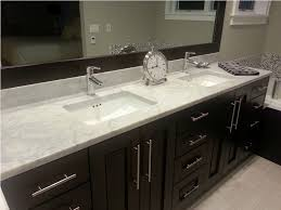 Marble Bathroom Exotic Carrara Marble Bathroom Inspiration Home Designs