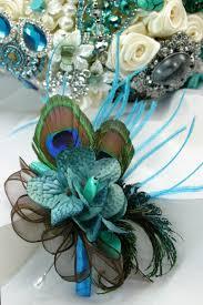 turquoise corsage turquoise wedding corsage fashion dresses