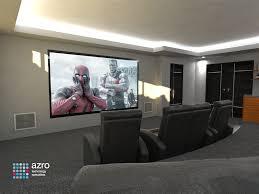 cinema room sketchup azro limited