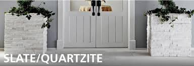 Quartzite Slate Subway Backsplash Tile by Slate Quartzite Stone Flooring Floor U0026 Decor