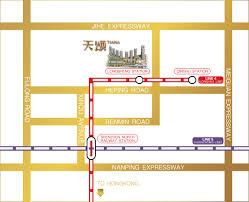 Shenzhen Metro Map Mtr U003e Property Development At Shenzhen Metro Line 4 Longhua Line