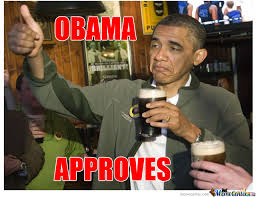 Approved Meme - image obama approves jpg motorstorm wiki fandom powered by wikia