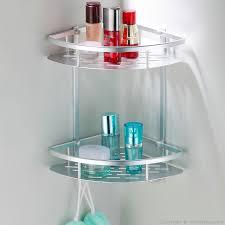 bathroom shoo holder bathroom triange basket double layer soap holder 2209181759025297 jpg