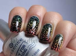 permanent marker nail art tutorial aka i u0027m nail macgyver lab