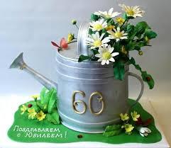 brilliant garden design birthday cake in the night and decor