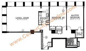 High Rise Apartment Building Floor Plans Society Hill Towers 200 220 Locust Street High Rise