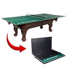 best table tennis conversion top dunlop official size table tennis conversion top md sports
