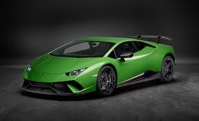 lamborghini 2018 lamborghini huracan performante is a car worth waiting for