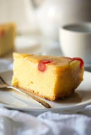 easy gluten free pineapple upside down cake