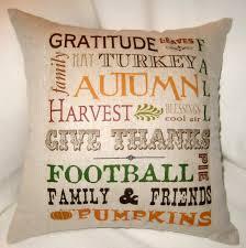 fall pillow autumn typography harvest pillow thanksgiving