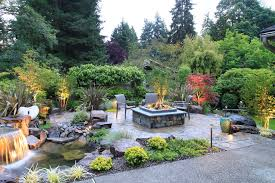 Gravel Landscaping Ideas Marvelous Gravel Landscaping Ideas Patio Traditional With Water