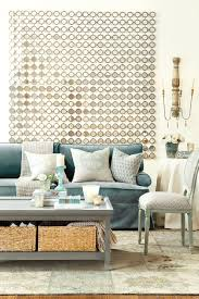 what to put on the blank wall over sofa how to decorate how to fill the blank space over your sofa a large oversized mirror