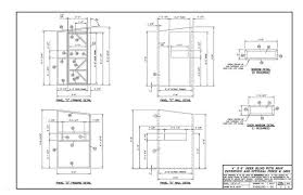 Deer Hunting Box Blinds Plans Please Critic My 4x6 Deer Blind Layout Plans Will Follow Later
