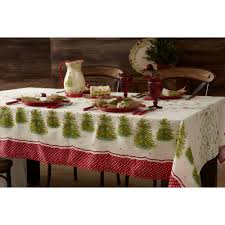 christmas tablecloth the pioneer woman tree tablecloth 60 x 102 walmart