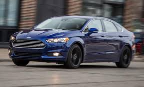 ford fusion reviews ford fusion price photos and specs car