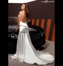 robe de mariã e createur photos irina shayk séductrice en robe de mariée pour le créateur