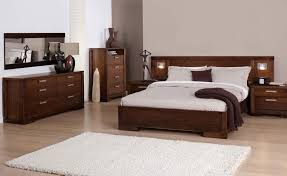 dylan australian oak bed stained timber bed forty winks