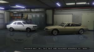 Gta Car Class Garages Vehicles Gtaforums