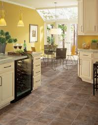 Vinyl Kitchen Flooring by Kitchen Sheet Vinyl Kitchen Flooring With Classic Cantina Salsa