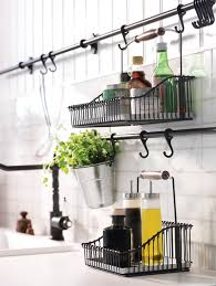 Ikea Hanging Storage 31 Home Storage Solutions Healthy Home Mother Earth Living