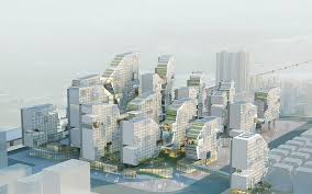 hassell project shenzhen affordable housing design competition