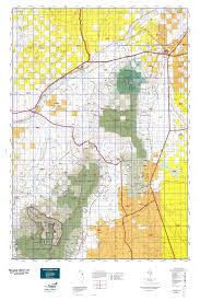 Sparks Nevada Map Map Of Nevada Map Of Nevadacapital Carson City Organized As A