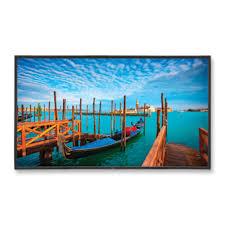 v552 55 high performance led backlit commercial grade display w