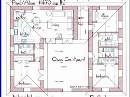 u shaped house plans with pool in middle 3 bedroom u shaped house plans beautiful 57 best floor arresting