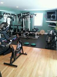Small Home Gym Ideas Best 25 Gym Room Ideas On Pinterest Basement Gym Basement