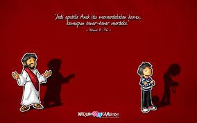 film kartun rohani anak heri kurniawan wallpaper rohani kemerdekaan dimerdekakan