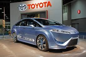 toyota cars usa toyota bumps up hydrogen powered car in us to 2015 update