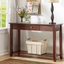 Long Entryway Table by Cottage Sofa Table 61 With Cottage Sofa Table Jinanhongyu Com