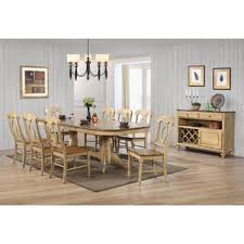 10 person dining room table 10 person dining set wayfair