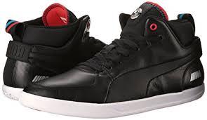 bmw m shoes s bmw m power mid motorsport inspired shoe black black