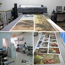 aliexpress com buy custom order prints on canvas print your