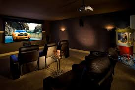 Home Theater Decorating Ideas Pictures by Fresh Home Theater Room Color Ideas 902