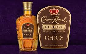 crown royal gift set 5 free customized crown royal labels