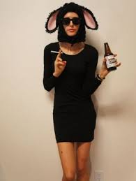 3 Blind Mice Costume 13 Halloween Costumes That Use A Black Dress Gurl Com
