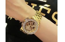 lade luxo venda quente mulheres rel祿gio de alta qualidade mulheres