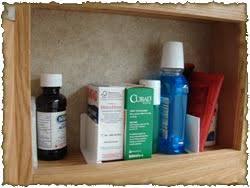 Portable Medicine Cabinet Rv Mods Modifications And Upgrades Rv Road Trip Usa