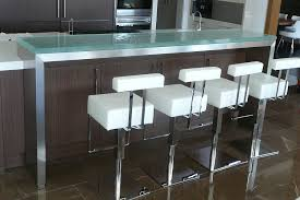 glass kitchen island trends talking glass countertops with vladimir fridman