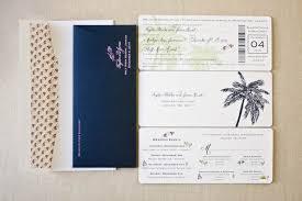 boarding pass wedding invitations boarding pass invitation suite hooper calligraphy