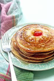 pineapple upside down pancakes recipe grandbaby cakes