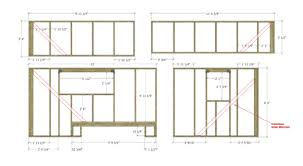 tiny house framing plans home act