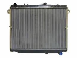 radiator assembly for landcruiser fzj105 4 5l 6 cyl petrol manual