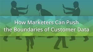 how marketers can push the boundaries of customer data video hub