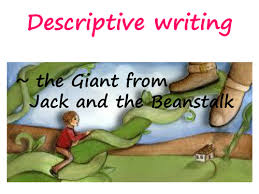 description the giant jack and the beanstalk by sarahunderwood