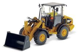 906h compact wheel loader diecast masters