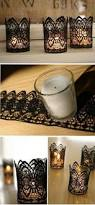 Candle Centerpieces For Birthday Parties by Top 25 Best Black Party Decorations Ideas On Pinterest Black